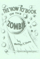 HOW TO BOOK OF THE ZOMBIE