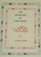 ANTHOLOGY OF CARD MAGIC