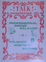 TALK!--A PANORAMA OF PROFESSIONAL PROSE
