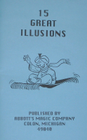 FIFTEEN GREAT ILLUSIONS