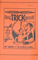 COMIC TRICK CARTOONS