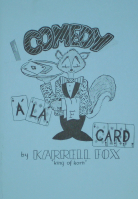 COMEDY ALA CARD