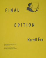 FINAL EDITION