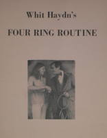 HAYDN'S FOUR RING ROUTINE