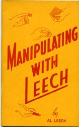 MANIPULATING WITH LEECH