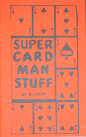 SUPER CARD MAN STUFF