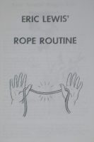 TRIPLE CUT ROPE ROUTINE