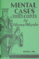 MENTAL CASES WITH CARDS