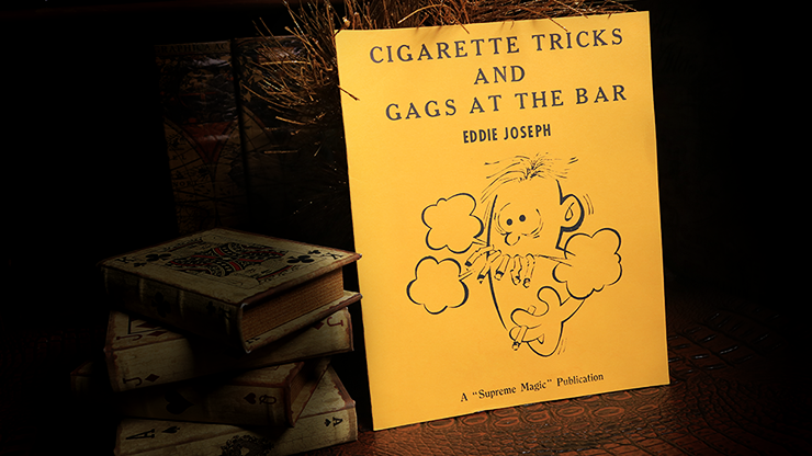 CIGARETTE TRICKS & GAGS AT THE BAR