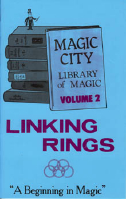 LIBRARY OF MAGIC VOL.  2--LINKING RINGS