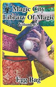 LIBRARY OF MAGIC VOL. 13--EGG BAG