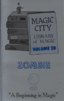 LIBRARY OF MAGIC VOL. 20--ZOMBIE