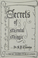 SECRETS OF MENTAL MAGIC