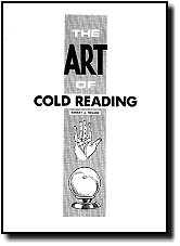ART OF COLD READING