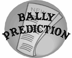 BALLY PREDICTION