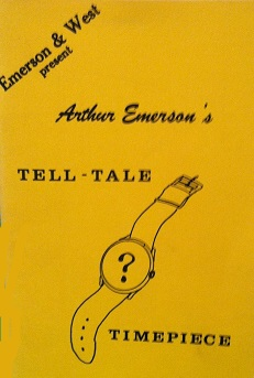 TELL-TALE TIMEPIECE
