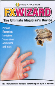 FXWIZARD--THE ULTIMATE MAGICIAN'S DEVICE