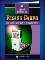 25 TIPS AND TRICKS WITH THE RISING CARDS