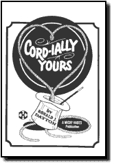 CORD-IALLY YOURS