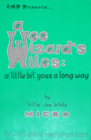 A WEE WIZARD'S WILES