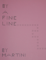 BY A FINE LINE