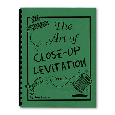 ART OF CLOSE-UP LEVITATION VOL. 2