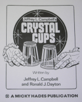 CRYSTAL CUPS