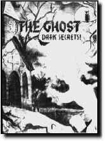 GHOST BOOK OF DARK SECRETS