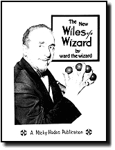 NEW WILES OF A WIZARD