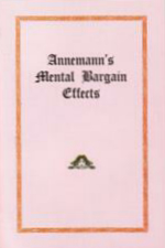 MENTAL BARGAIN EFFECTS