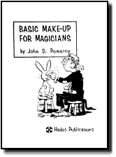 BASIC MAKE-UP FOR MAGICIANS