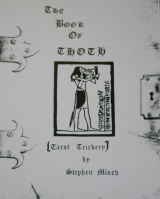 BOOK OF THOTH (TAROT TRICKERY)