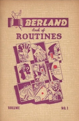 BOOK OF ROUTINES VOL. 1
