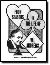 FOUR SEASONS IN THE LIFE OF VAL ANDREWS