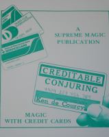 CREDITABLE CONJURING