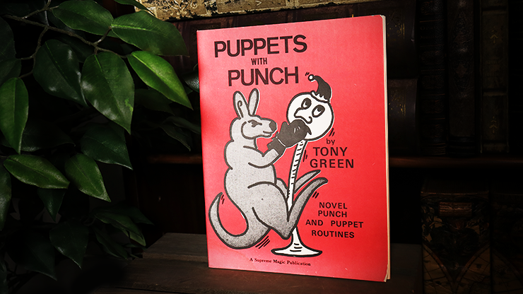 PUPPETS WITH PUNCH