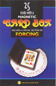 25 TRICKS WITH A MAGNETIC CARD BOX