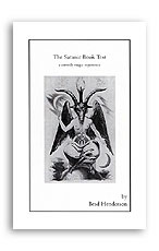 SATANIC BOOK TEST