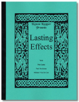 LASTING EFFECTS