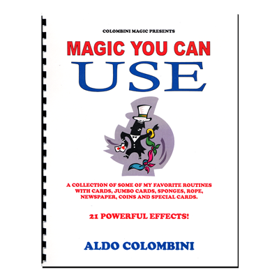 MAGIC YOU CAN USE