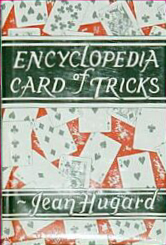 ENCYCLOPEDIA OF CARD TRICKS--HARDBOUND