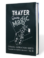 THAYER QUALITY MAGIC VOL. 3
