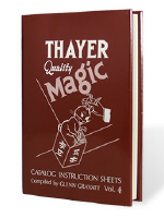 THAYER QUALITY MAGIC VOL. 4