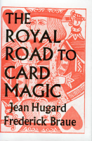 ROYAL ROAD TO CARD MAGIC--HB