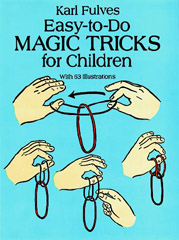 EASY TO DO MAGIC TRICKS FOR CHILDREN