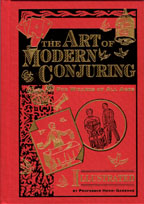ART OF MODERN CONJURING
