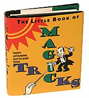 LITTLE BOOK OF MAGIC TRICKS