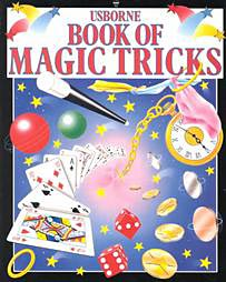 BOOK OF MAGIC TRICKS