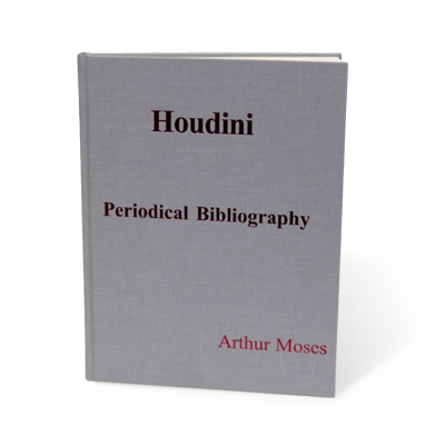 HOUDINI PERIODICAL BIBLIOGRAPHY