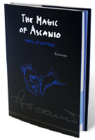 MAGIC OF ASCANIO VOL. 2--STUDIES OF CARD MAGIC